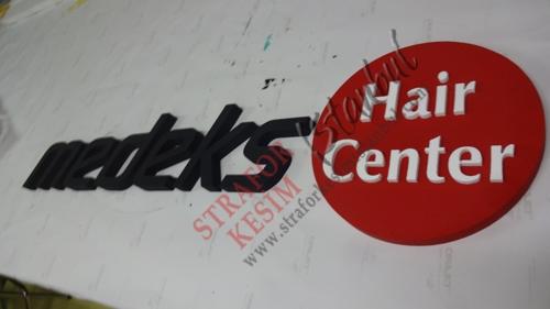 Strafor Logo Çalışması